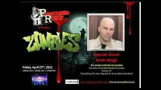 Paranormal Review Radio - Zombies: Everything You Wanted To Know
