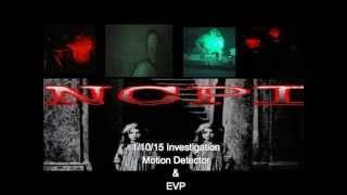 NCPI-1/10/15 Home Investigation Pt. II