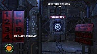 Spiritus Ghost Box Session - NEW Updated Version on 6/27/16