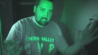 A Scary Night at Old Lavaca County Jail