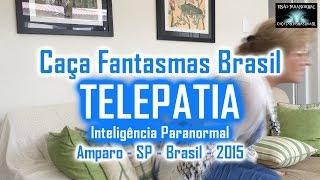 Telepatia Caça Fantasmas Brasil