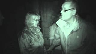 Fort Borstal ghost hunt with Roy Roberts - Group 2 Part 1