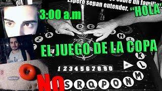 EL JUEGO DE LA COPA -  Creepy Games: The Cup game
