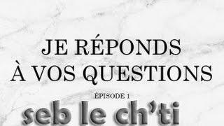 CHASSEUR DE FANTÔMES (je répond a vos questions*ep 1*)