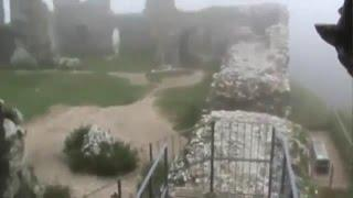 This Is Crazy! Ghost Hunters At Haunted 1000 Year Old Castle - Real Paranormal Footage