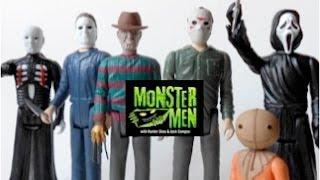 Monster Men Ep. 87: Funko Horror ReAction Figures, Robert McCammon, Svengoolie