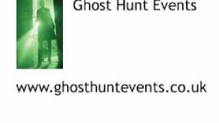 Real Ghostly voice EVP from Pluckley Screaming Woods ghost hunt