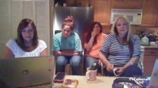 The G Team Paranormal LIVE...AMAZING SPIRIT BOX SESSION WITH FANS!!