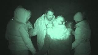 Fort Amherst ghost hunt - 13th December 2014 - Séance part 3