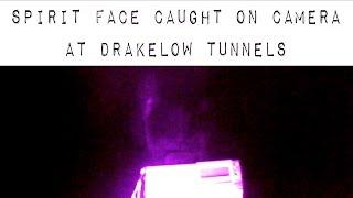 Spirit Face Appears on Camera at Drakelow Tunnels