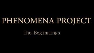 Haunted  Beginnings info trailer Phenomena Project  (Rev 2)