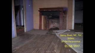Investigator asks the spirits a specific question about entering the house. Listen to the response.