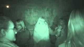 Landguard Fort ghost hunt - 9th April 2016 - Séance group 3