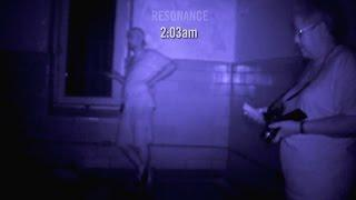 Trans-Allegheny Lunatic Asylum: Paranormal Activity in Ward F, Bedpost Murder Room: 09.06.14