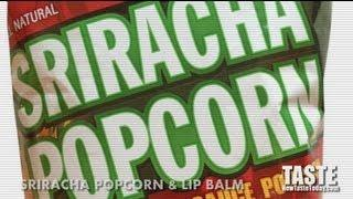 Sraracha Popcorn & Lip Balm Reviews