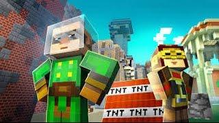 We need to find the order!/Minecraft story mode ep2