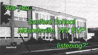 "WVPI @ Sanford School Moundsville, WV ""Are you...listening?' EVP"
