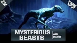 Mysterious Beasts of Cryptozoology: Ken Gerhard  | Mysterious Matters - Coast to Coast AM ALT