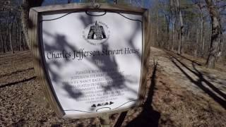 Exploring Tannehill Iron Works Historic Park in Alabama Haunted South