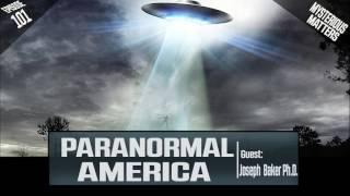 Paranormal America: Ghost Encounters, UFOs Sightings & other Curiosities  - Coast to Coast AM Alt