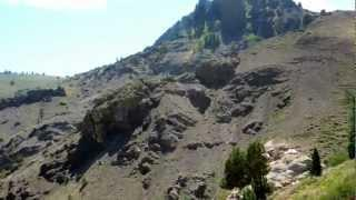 "Mount Raymond -  Part 24 ""Traversing A Narrow Scenic Trail"""
