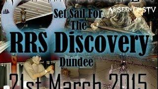 RRS Discovery 21.03.2015 Paranormal Investigation
