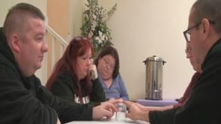 STOKE HAUNTED EP80 part 4 Ashbourne Council Offices the seance