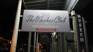 Washoe Club Tour - Paranormal Scream