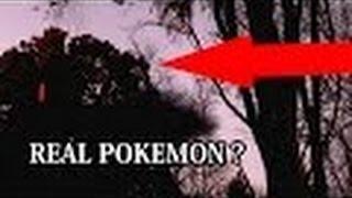 Real POKEMON Zubat Caught On Tape | Real Pokemon caught on tape NEW 2016