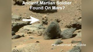 Ancient Martian Soldier Found On Mars?