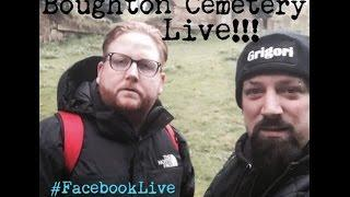 Boughton Cemetery Live Ghost Hunt