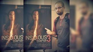 Insidious: Chapter 3 Trailer Launch Party!