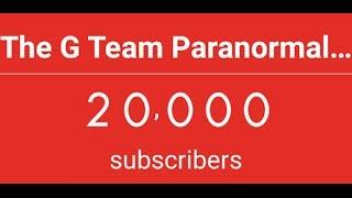 Celebrating 20,000 Subscribers many shout outs