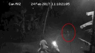 Top Haunted Ghostly Figure Caught on Tape !! Real Ghost Scary Videos Compilation
