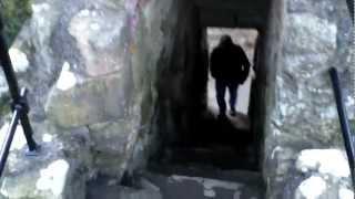 Alex Climbs Ewloe Castle