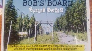 "UNBOXING ""Bob's Board"" - The Mysterious Serial Killer Spirit Board - OUIJA"