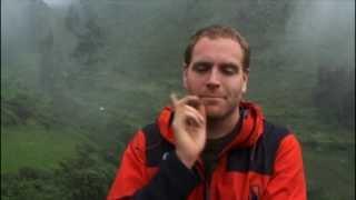 Josh Gates finds a unicorn-Destination Truth