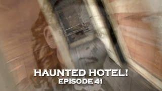 Scary True Ghost Stories! Real Life Haunted Hotel! (DE Ep. 41)