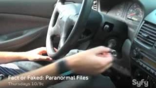 "Fact or Faked: Paranormal Files  -- ""Blazing Horizon/Rollover"" Sneak Peek Clip"
