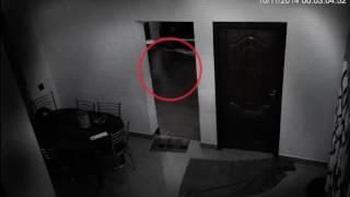Shocking Haunted Ghostly Figure Caught on Camera From Abandoned Area 2017