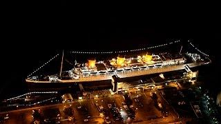 National Ghost Hunting Day 2017 Conference aboard the RMS Queen Mary