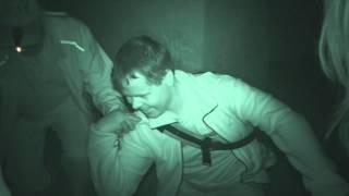 Pushed to the floor at Fort Borstal part 1