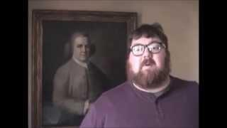 Ghost Story: Nathan Hale Homestead