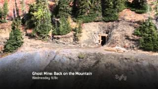 Ghost Mine: Back on the Mountain | Season 2 | Syfy