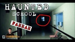 EXTREMELY HAUNTED SCHOOL **MUST SEE**  (HIGHLIGHTS FROM MY INVESTIGATION)