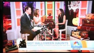 TODAY Show Haunted Savannah Feature