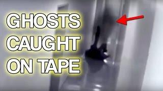 Real Ghosts and Apparitions Caught on Tape