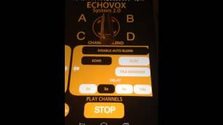 Echovox Bank C session: 9/29/14