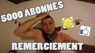 CHASSEUR DE FANTÔMES - 5000 ABONNES