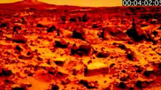 Enhanced video of NASA Cover-Up? Strange Alien Recorded Moving On MARS | Alien Footage In Real Life